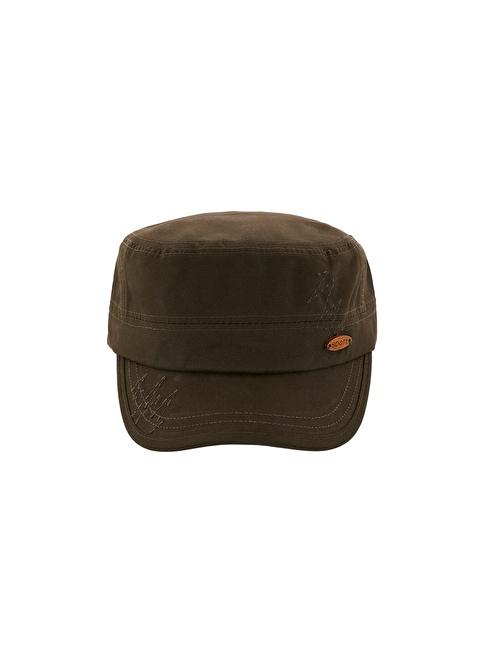 Laslusa Sport Castro Model Cap Şapka Haki